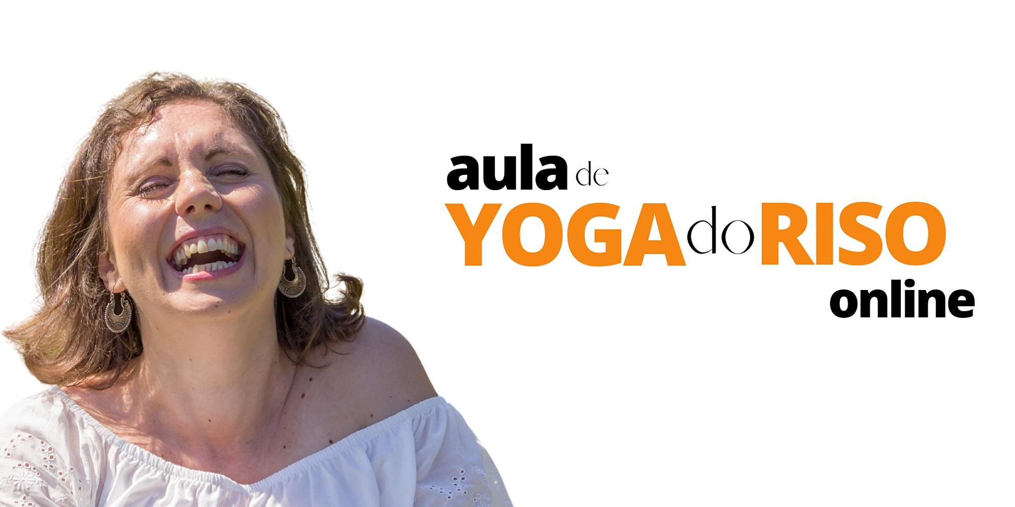 Aula de Yoga do Riso