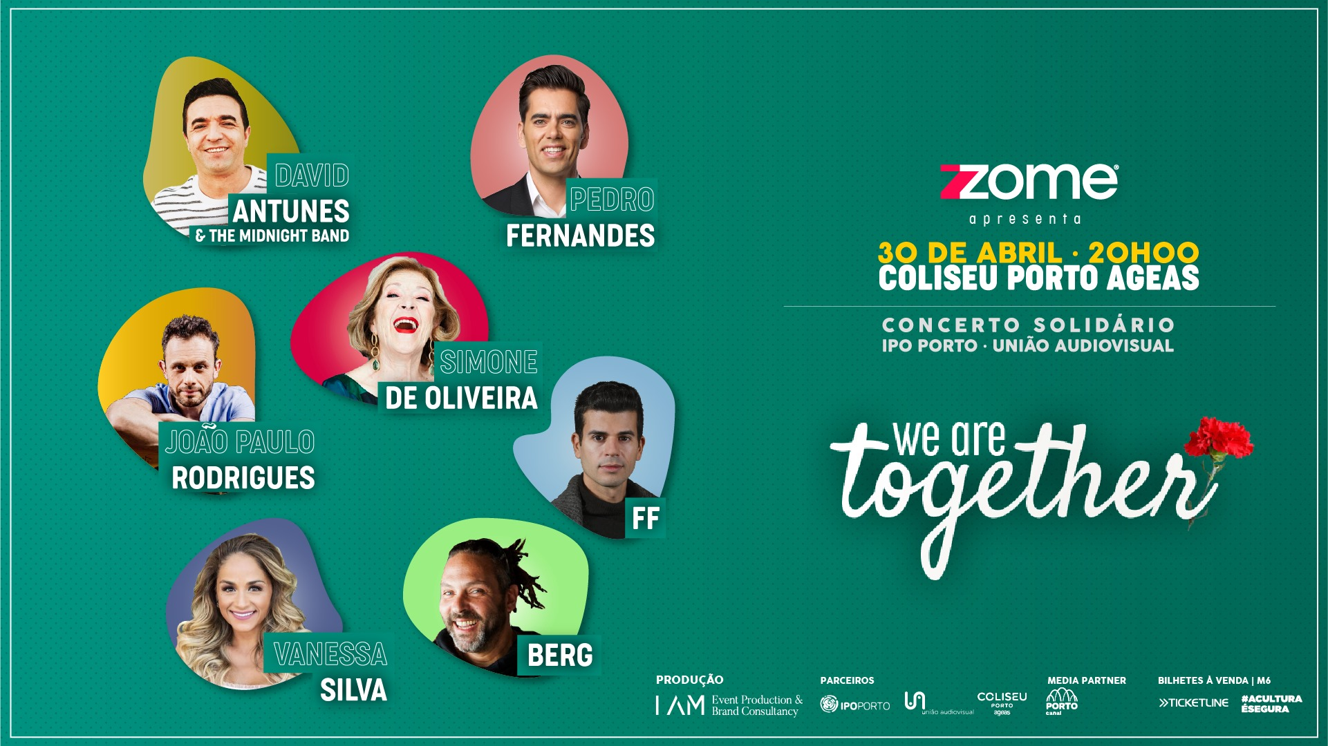 Zome apresenta We ARE Together