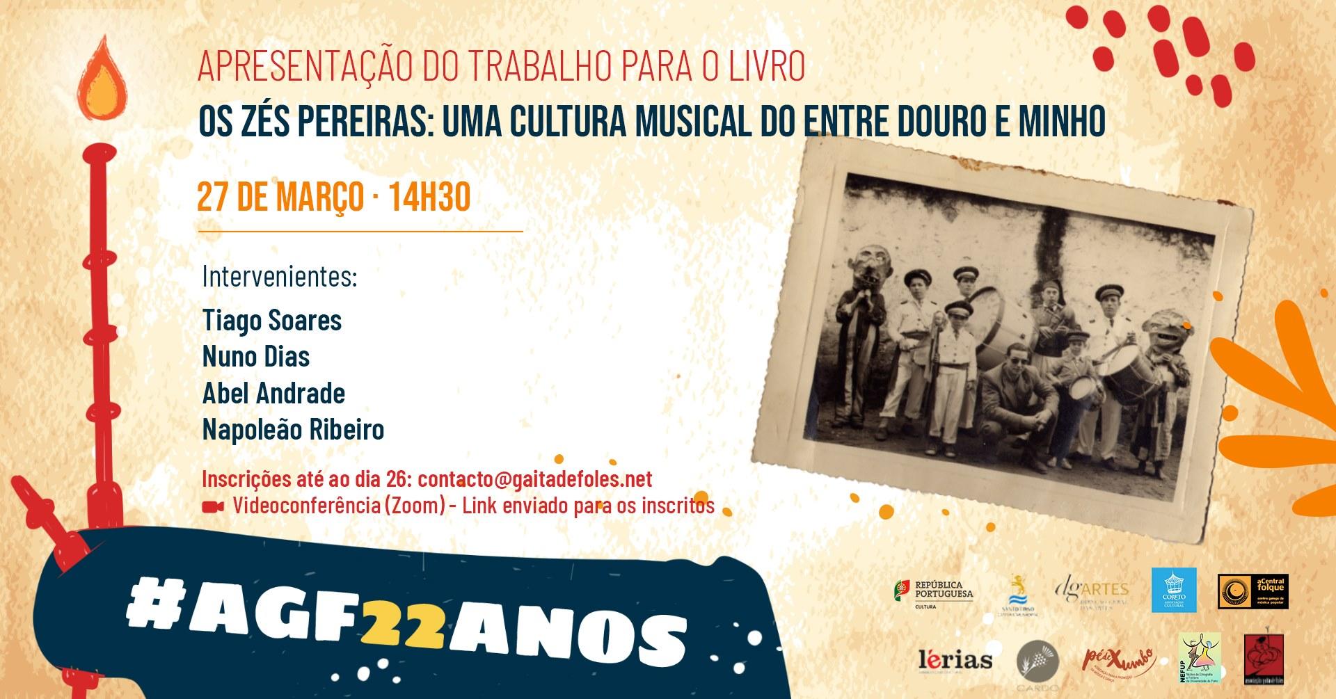 Os Zés Pereiras: uma cultura musical do Entre Douro e Minho