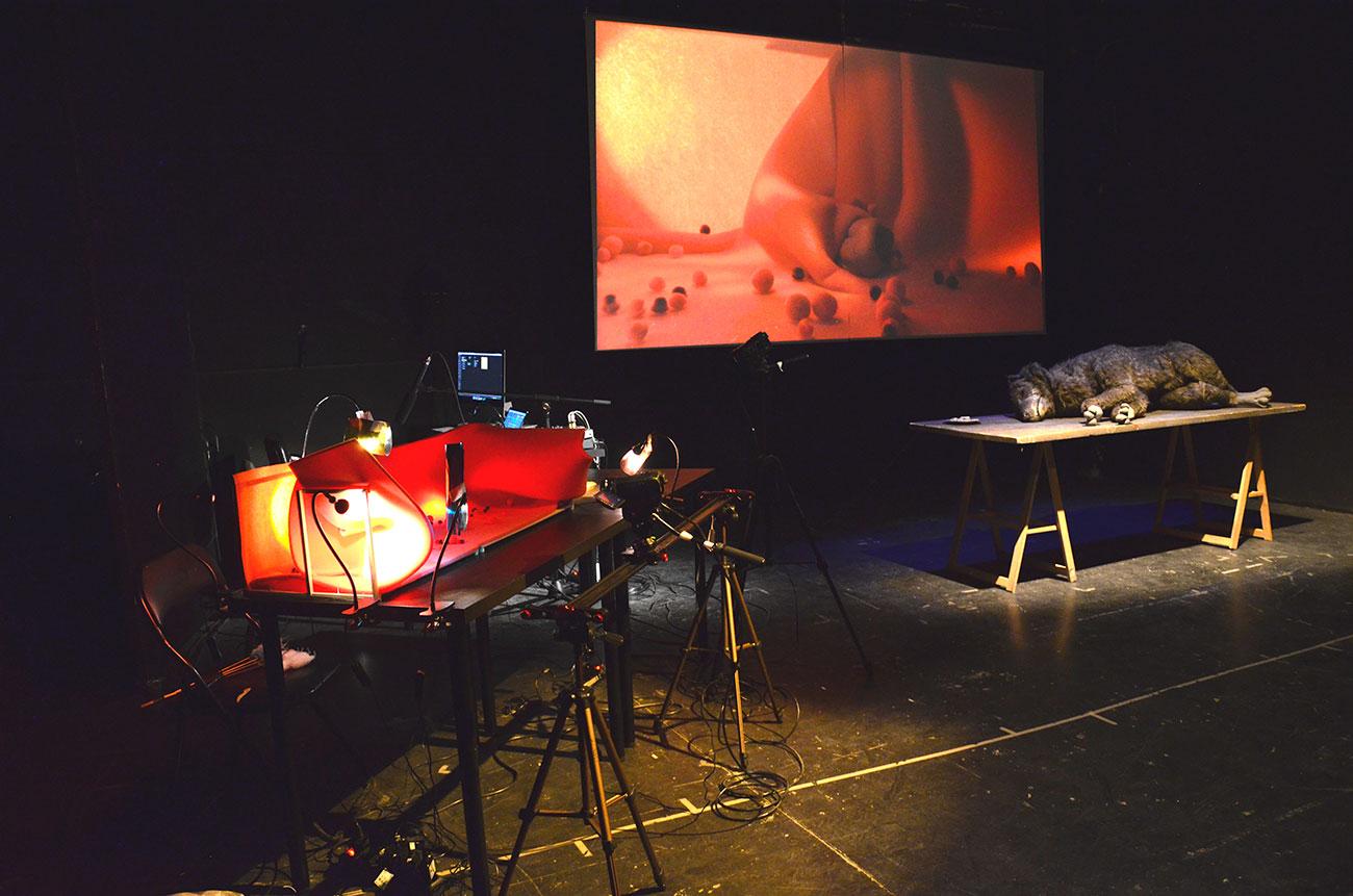 LOVO, Micro Cinema Teatro + Charla AMUS