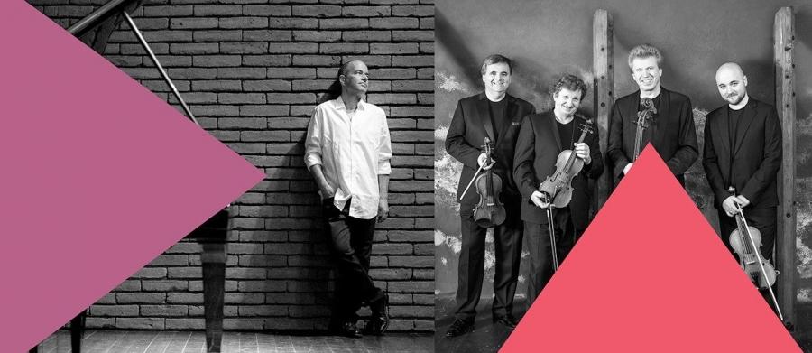 Quarteto Wihan & Miguel Borges Coelho