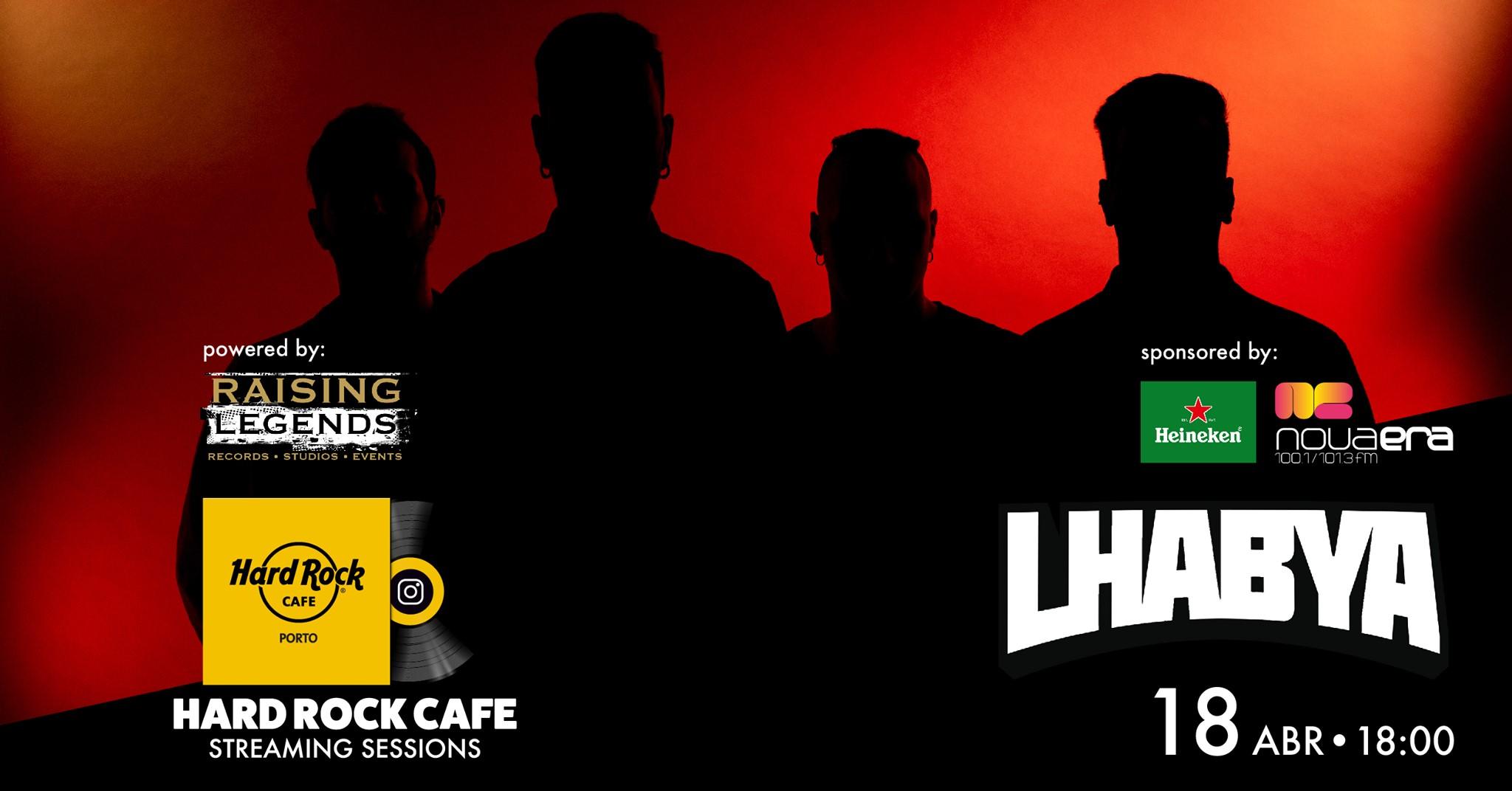 Lhabya | Hard Rock Cafe Streaming Sessions