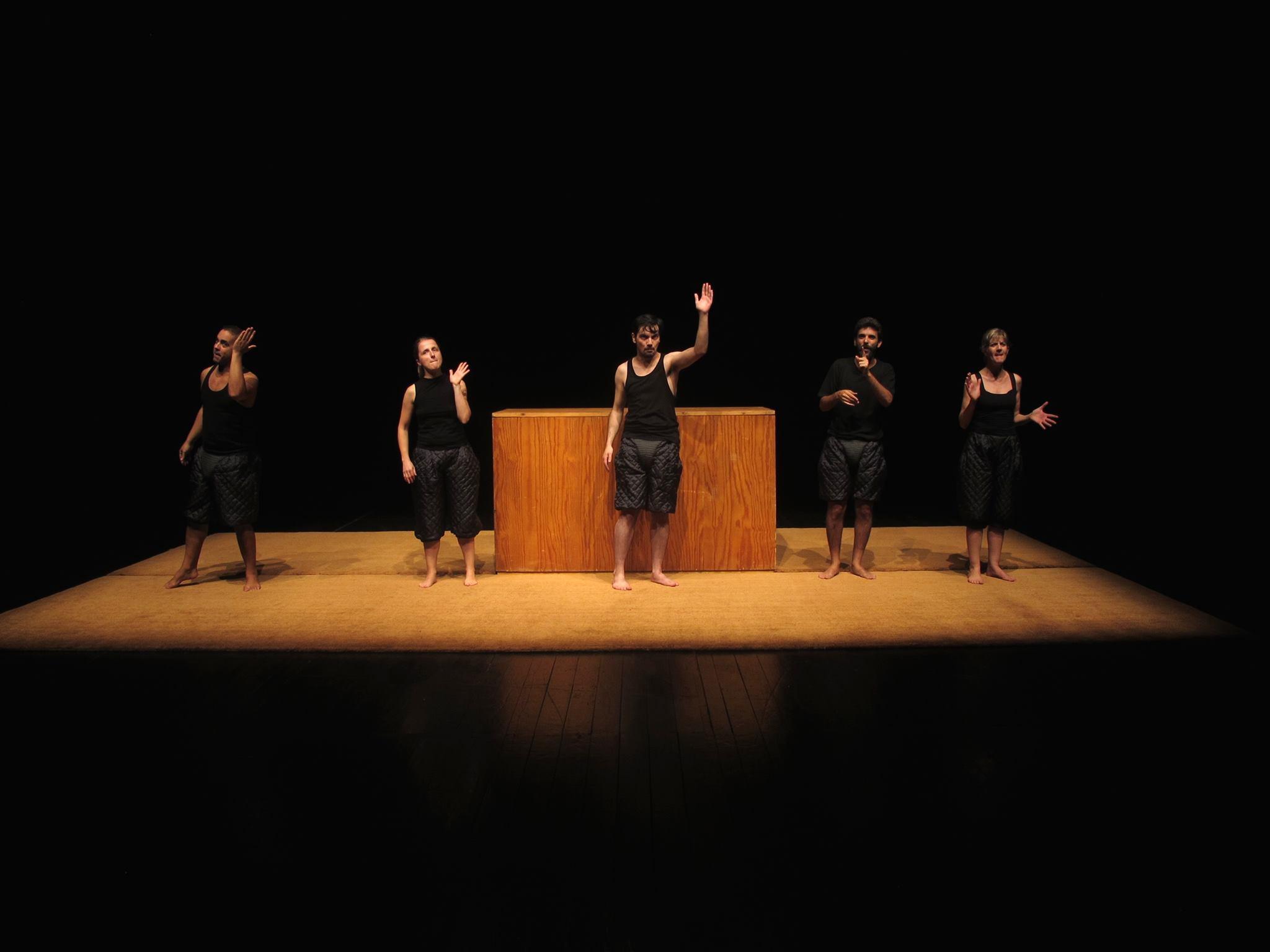 Dia Mundial do Teatro (online)