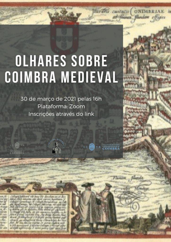 """Workshop """"Olhares Sobre Coimbra Medieval"""""""