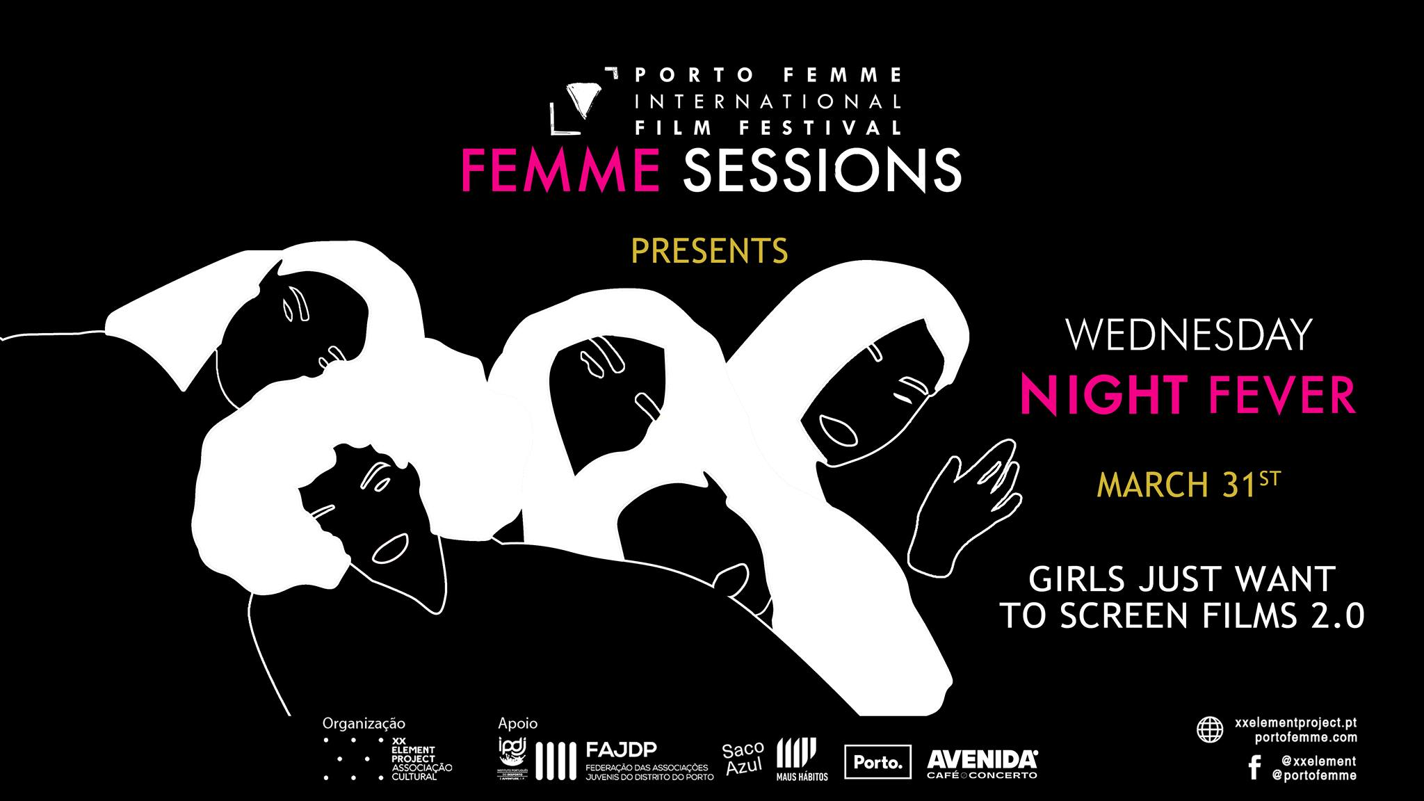 Femme Sessions - Wednesday Night Fever # 7