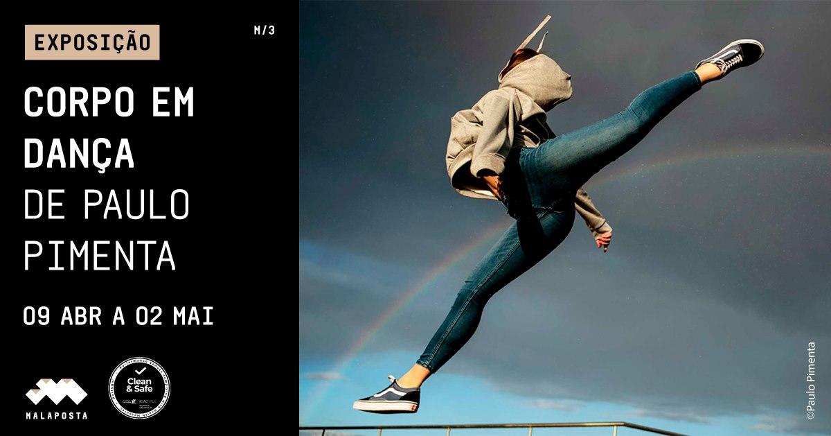 Exposição | 'Corpo Em Dança'