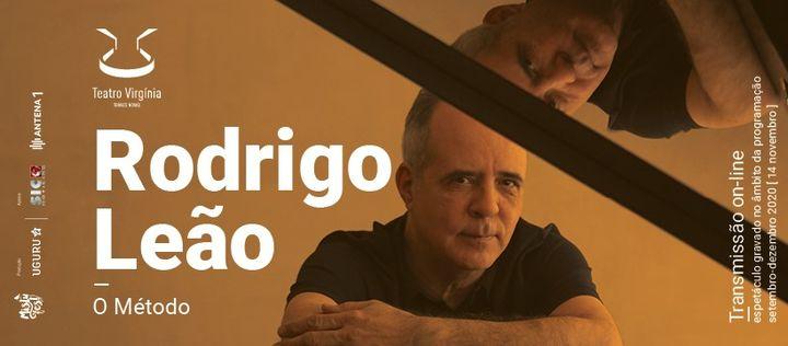 Método . Rodrigo Leão (transmissão)