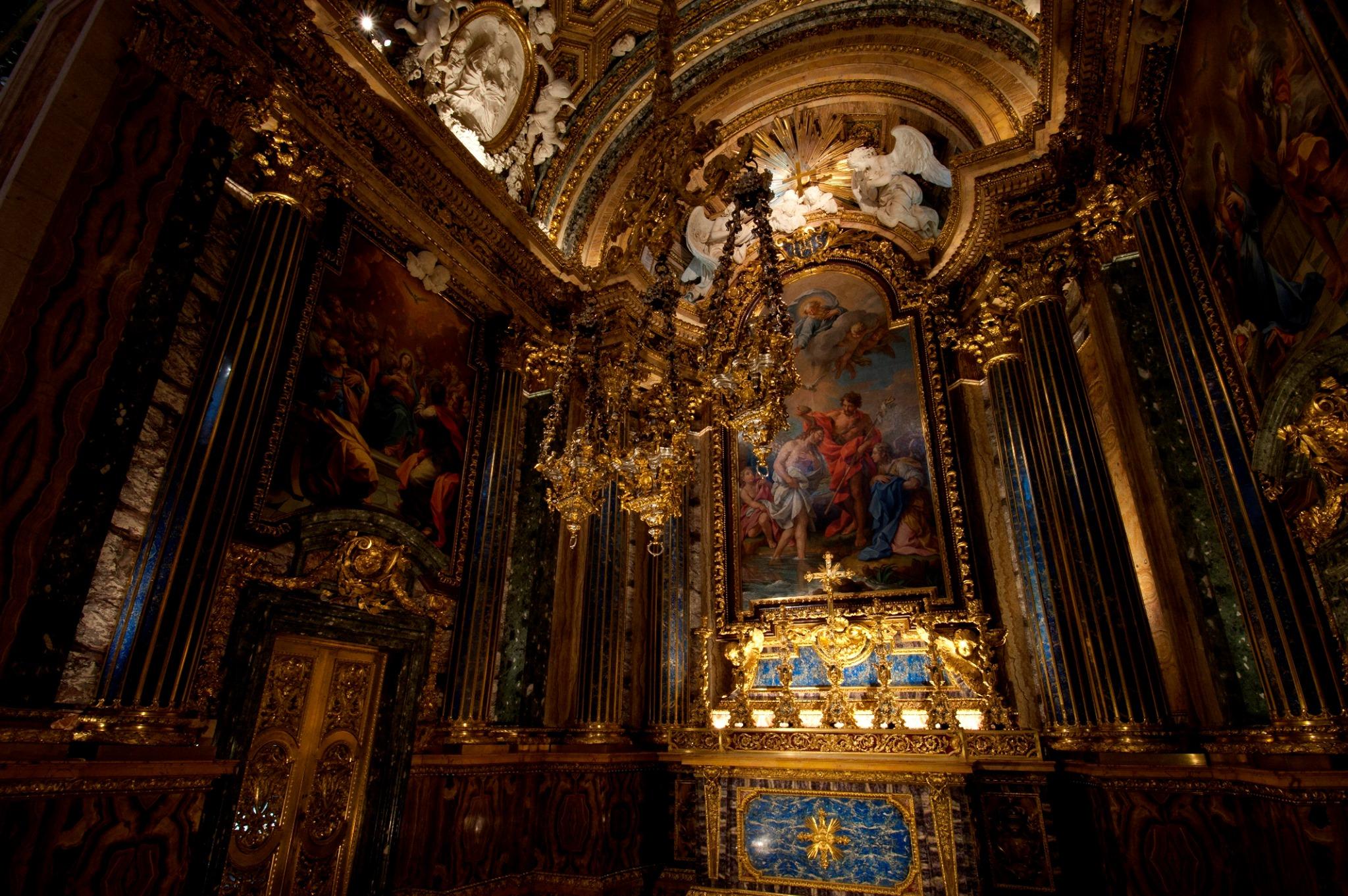 Visita virtual 'A Capela de São João Batista e o seu Tesouro'   Participação individual