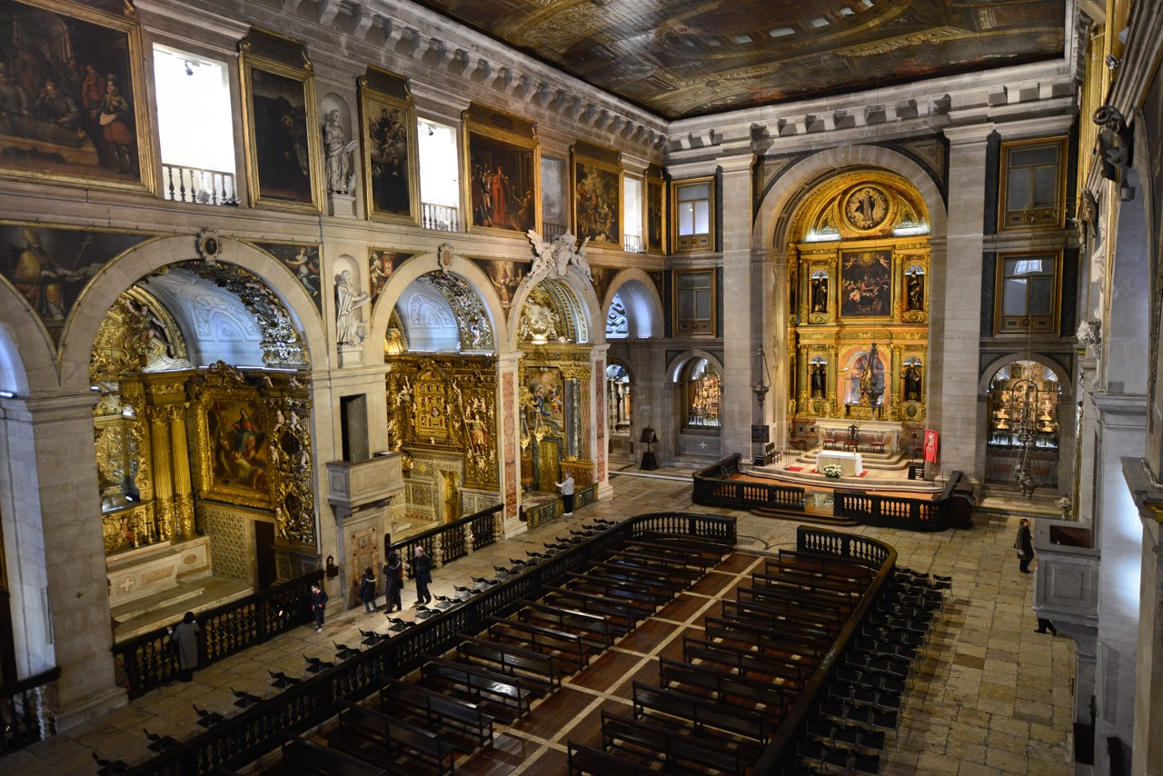 Visita virtual 'Igreja e Museu de São Roque'   Participação individual