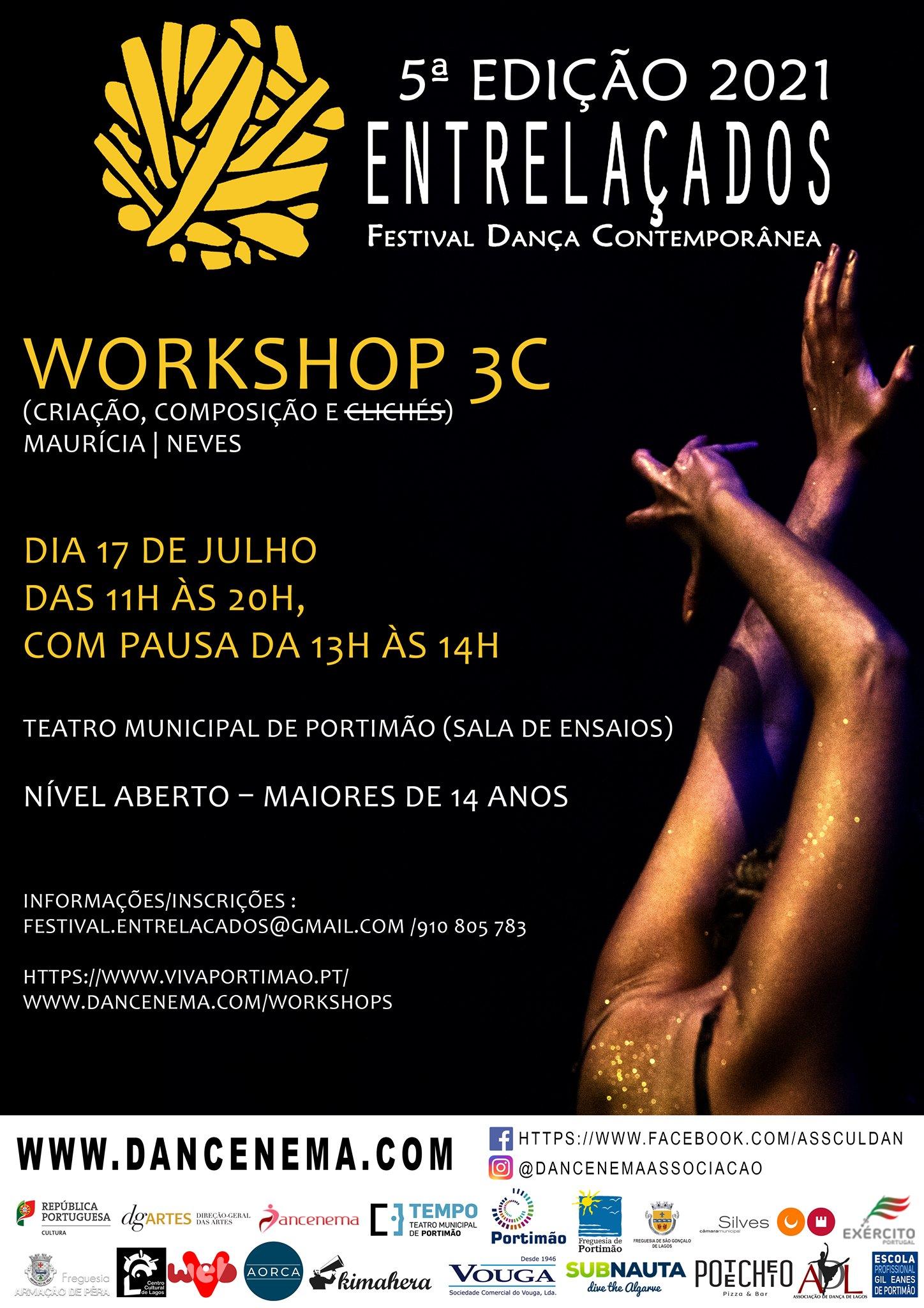 Workshop 3C (Criação, Composição e C̶l̶i̶c̶h̶é̶s̶)