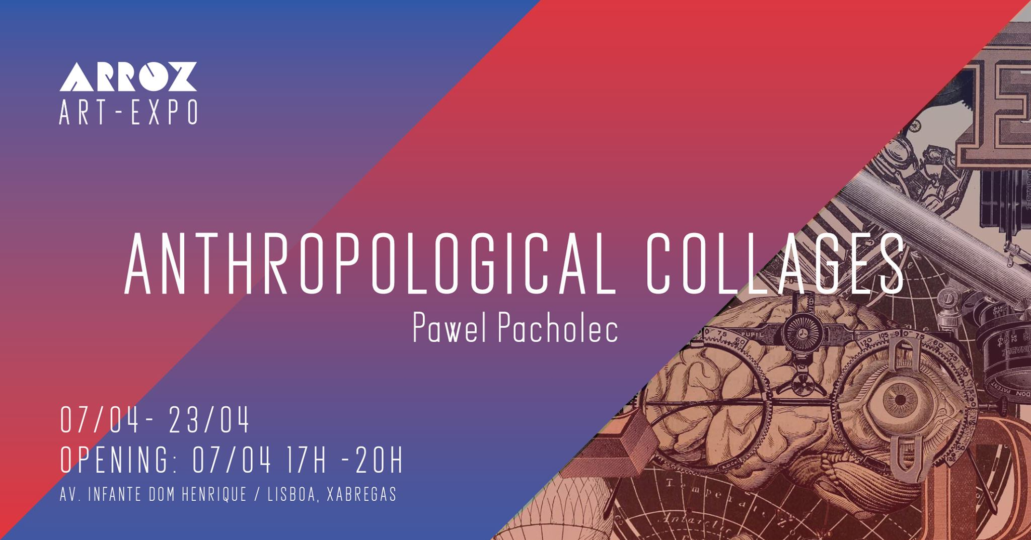Arroz Expo: Anthropological Collages
