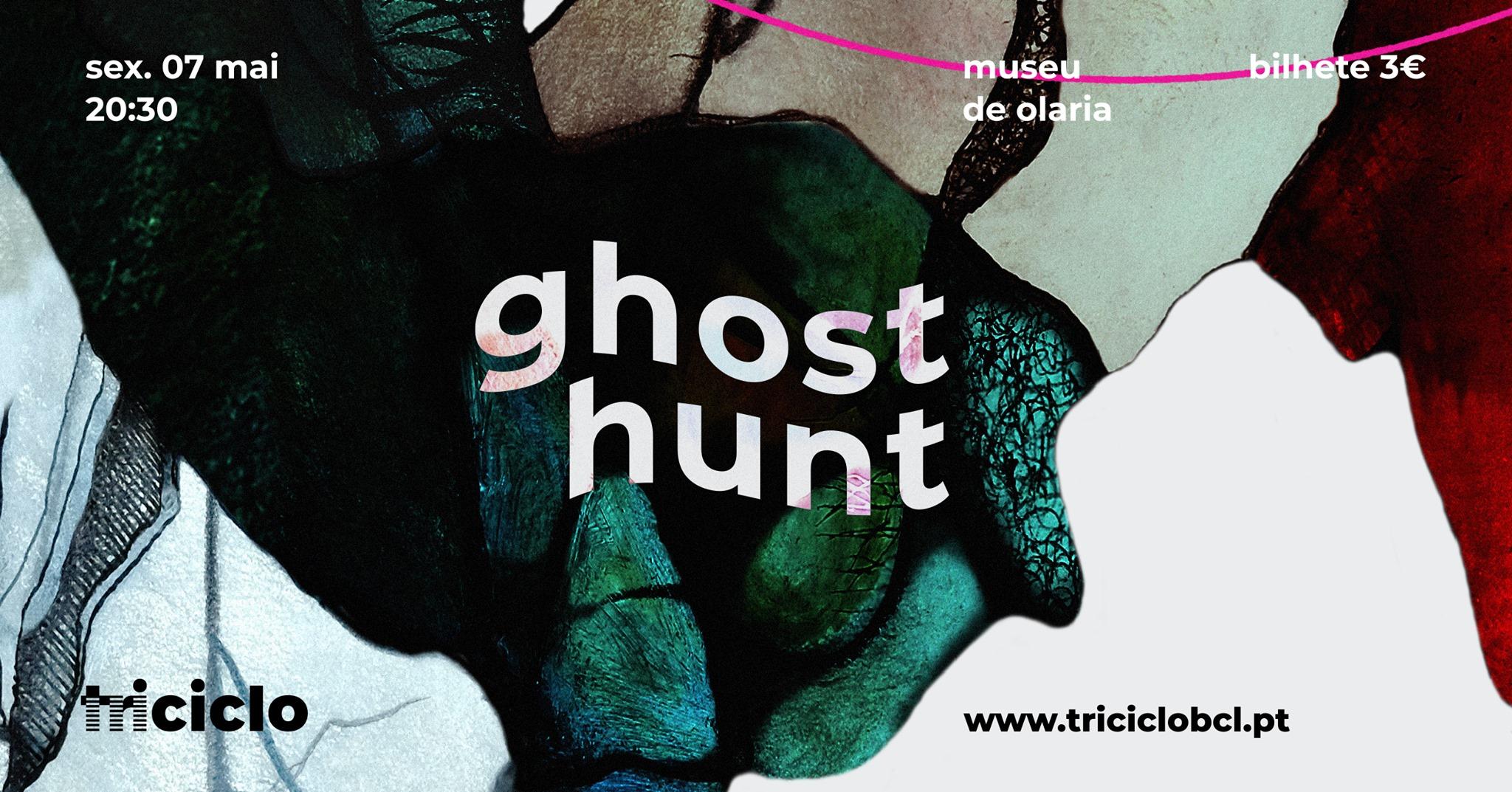 triciclo / ghost hunt no museu de olaria [esgotado]