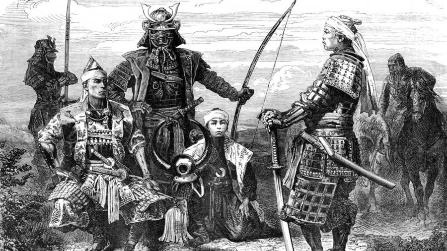 Os Portugueses no Japão no século XVI