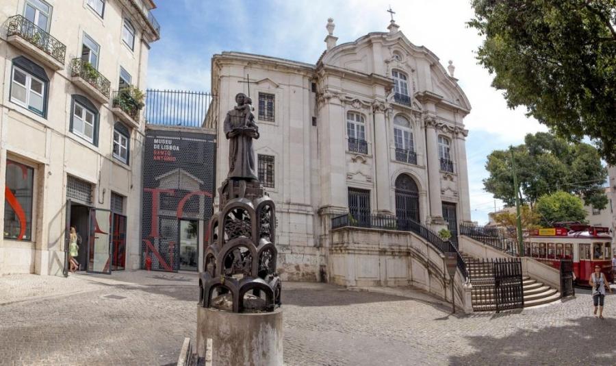 A presença de Santo António em Lisboa
