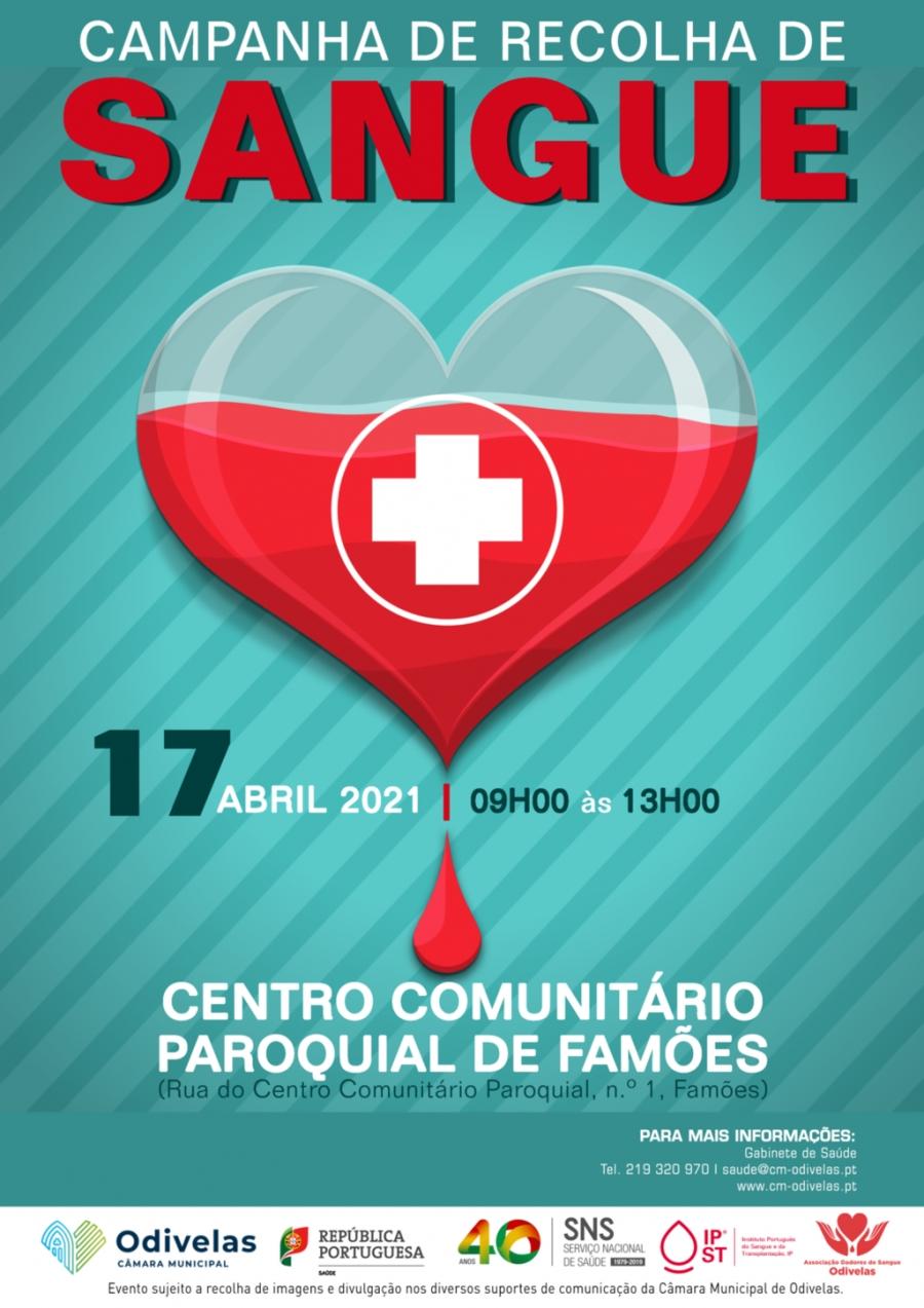 Campanha de Recolha de Sangue
