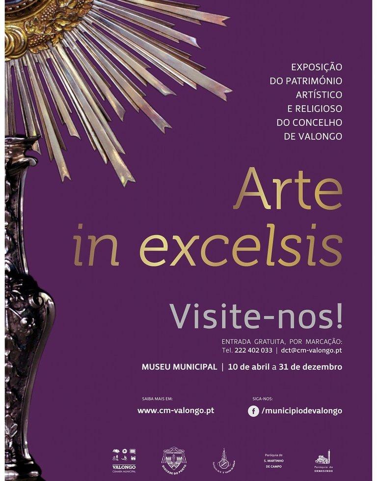 Arte in Excelsis - exposição do ...