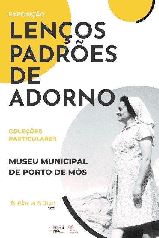 Exposição 'Lenços Padrões de Adorno'