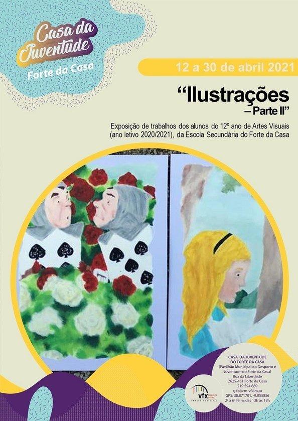 Exposição - Ilustrações II