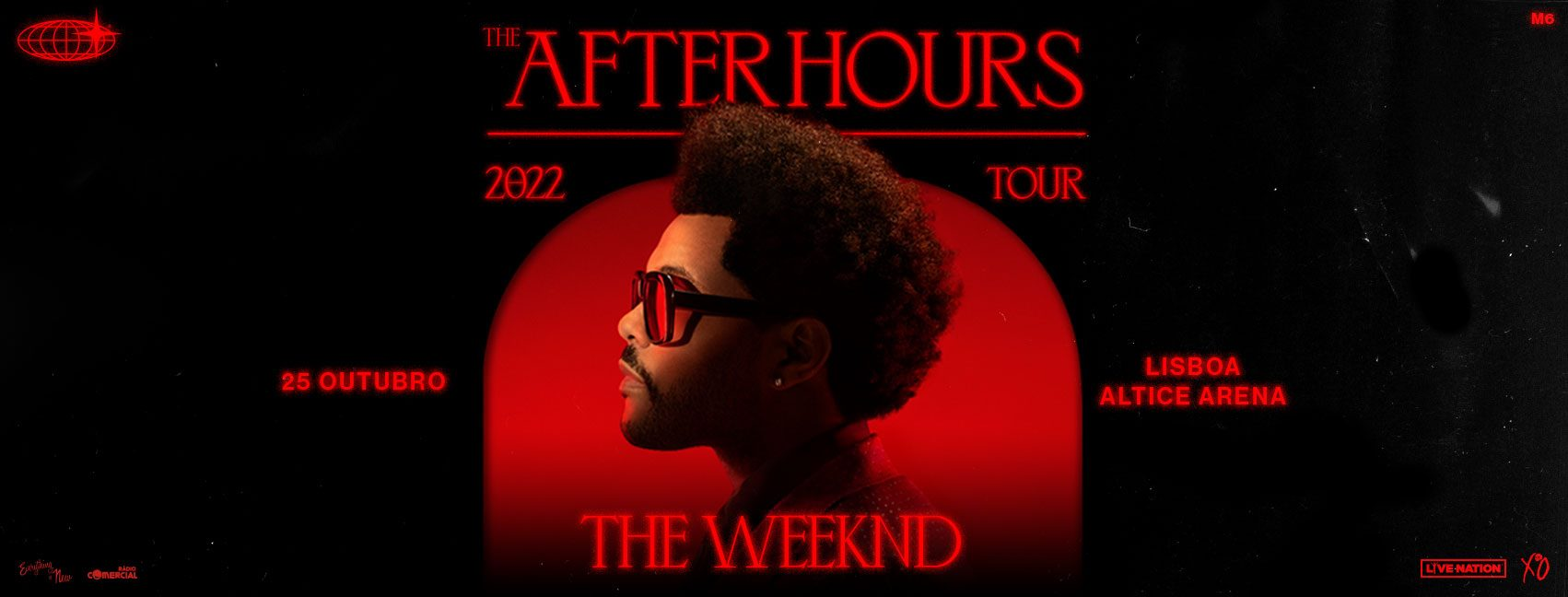 The Weeknd // Altice Arena