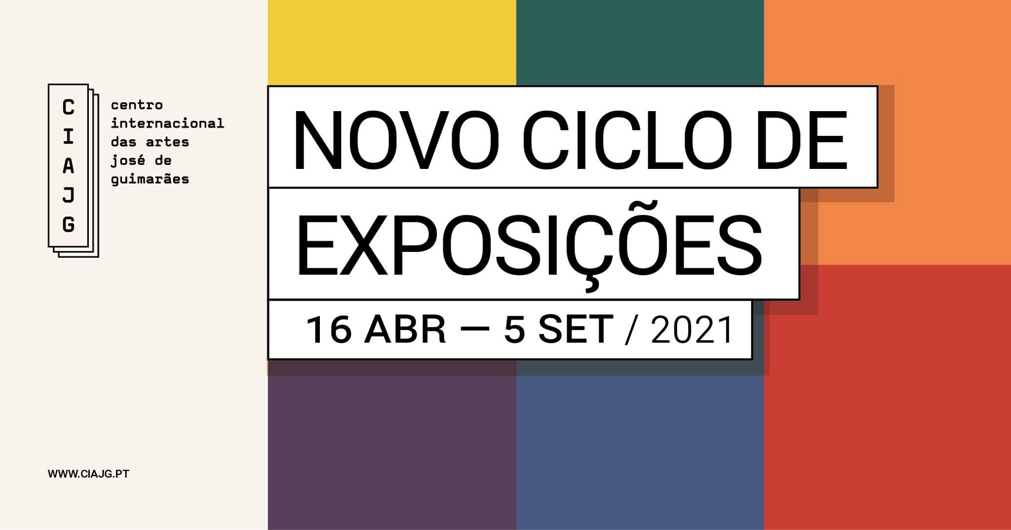 Novo Ciclo de Exposições do CIAJG