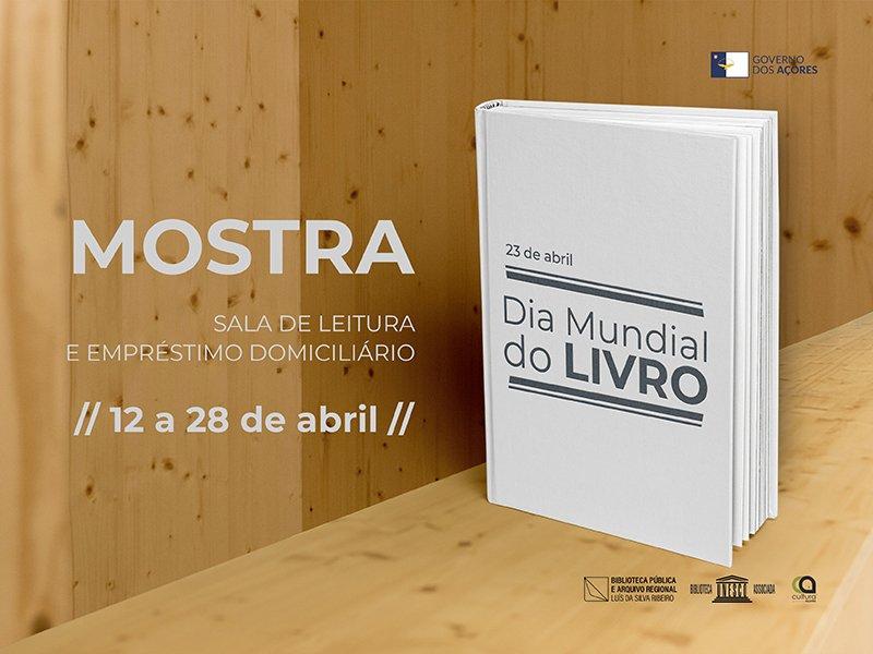 Mostra Dia Mundial do Livro