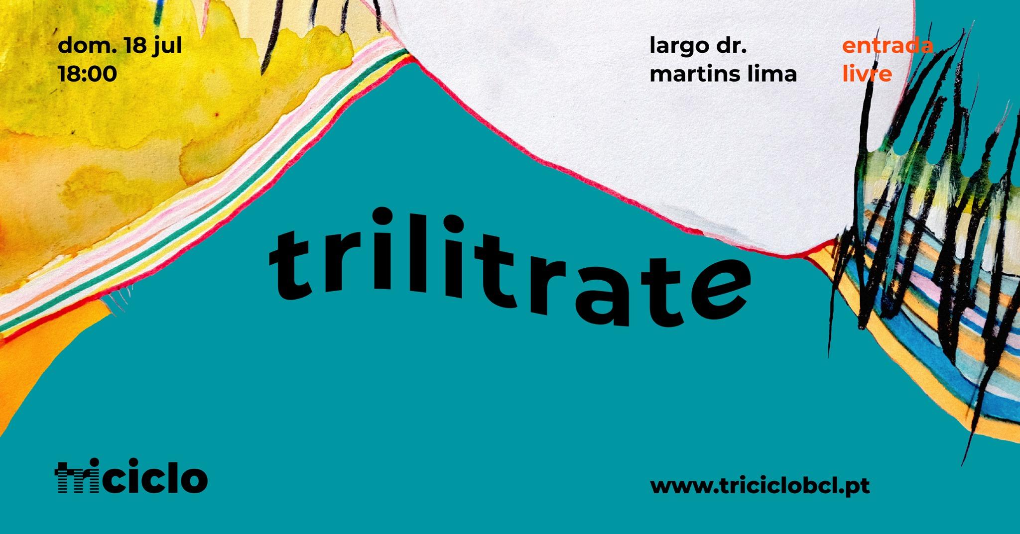 triciclo / trilitrate em barcelos