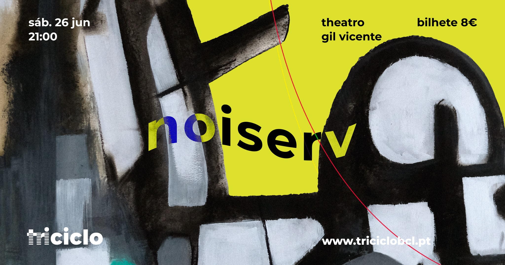triciclo / noiserv no theatro gil vicente