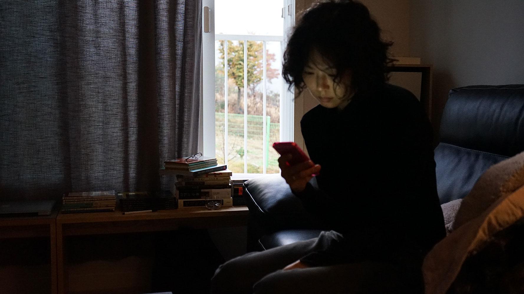 A Mulher que Fugiu, de Hong Sang-soo