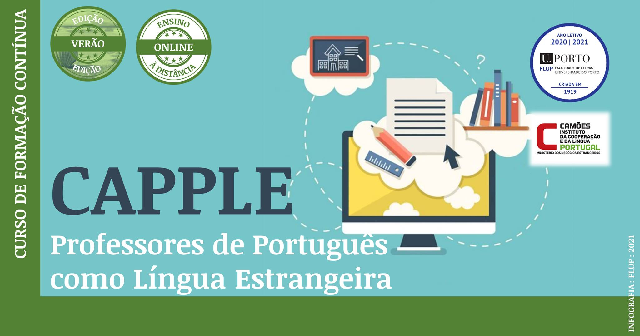 CAPPLE - Professores de Português como Língua Estrangeira