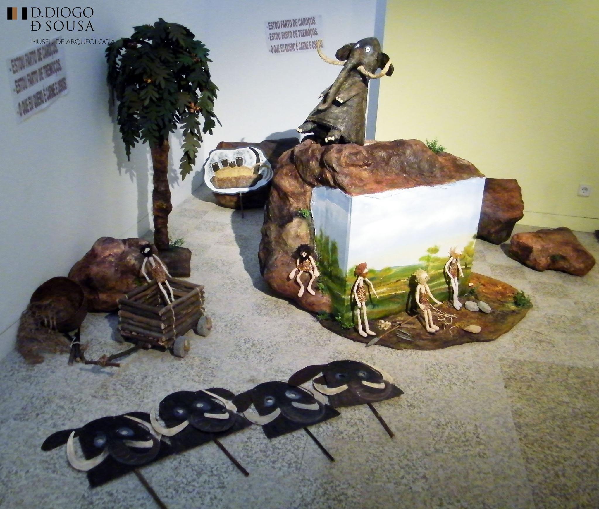 """Sábados no Museu - """"Tarte de Mamute"""""""