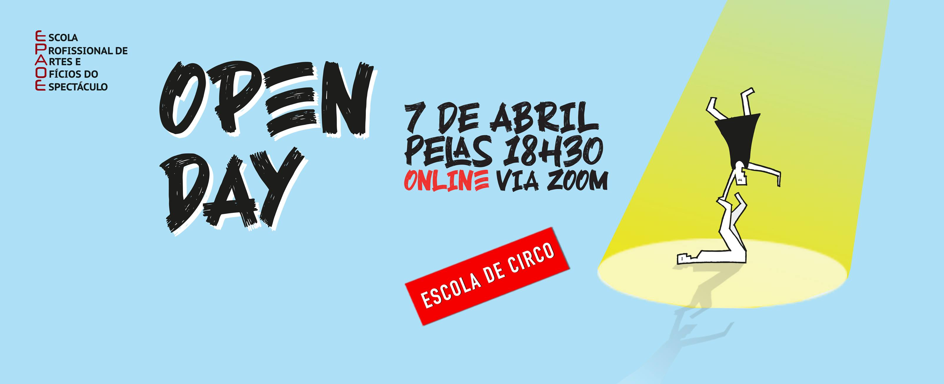 OpenDay Chapitô - Online