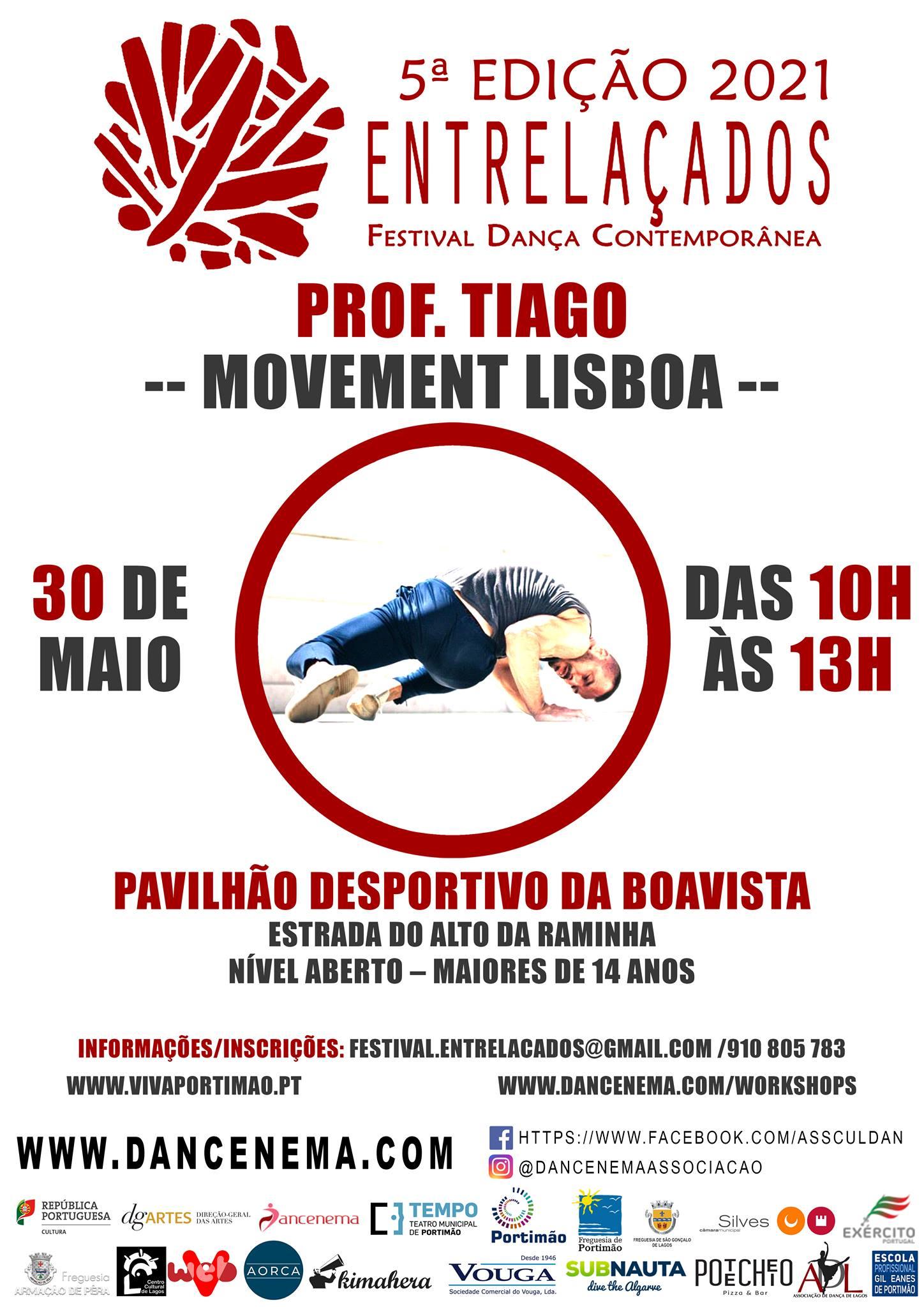 Workshop - Movement Lisboa
