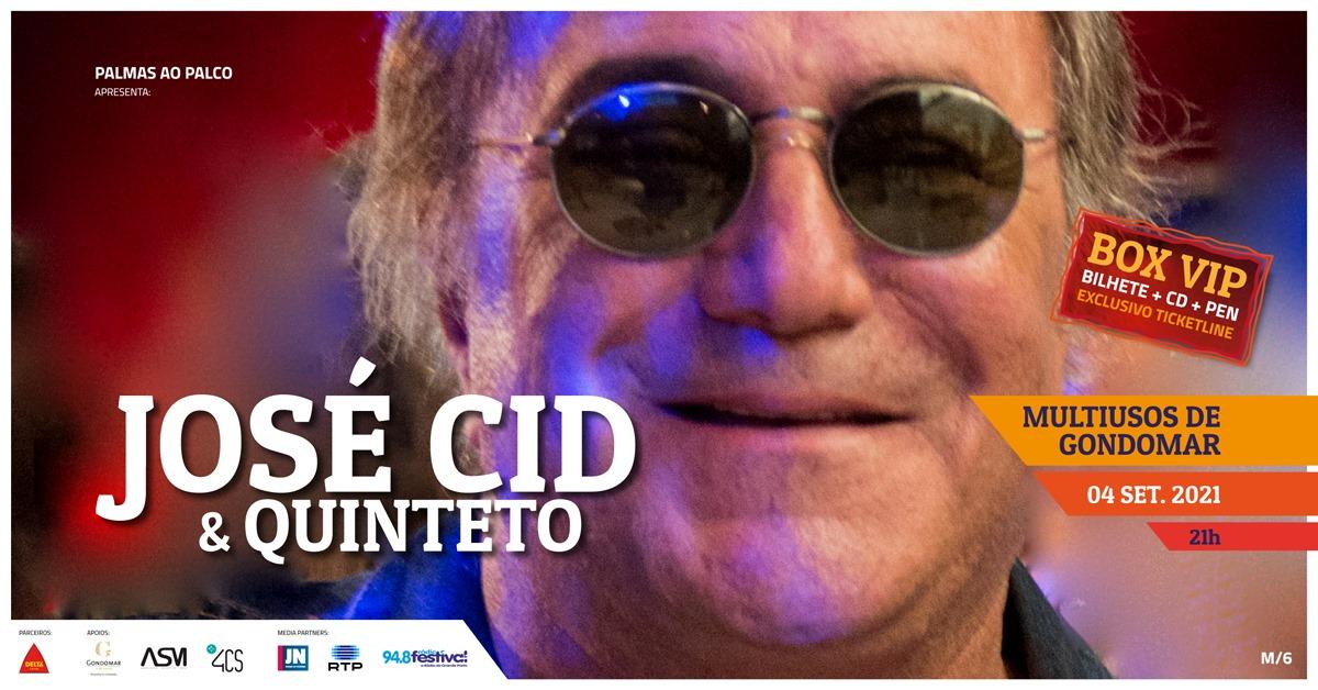 José Cid & Quinteto Ao Vivo
