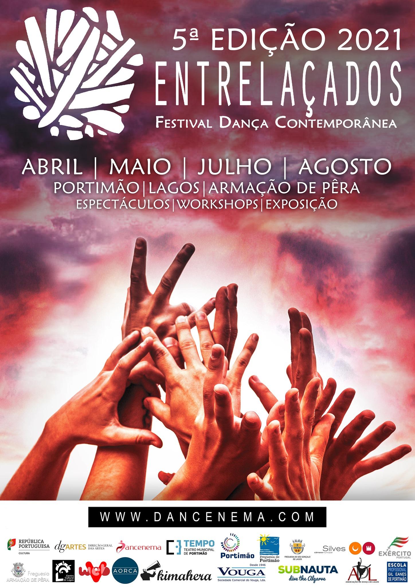 PARTE I - 5ª EDIÇÃO FESTIVAL ENTRELAÇADOS - REAGENDAMENTO