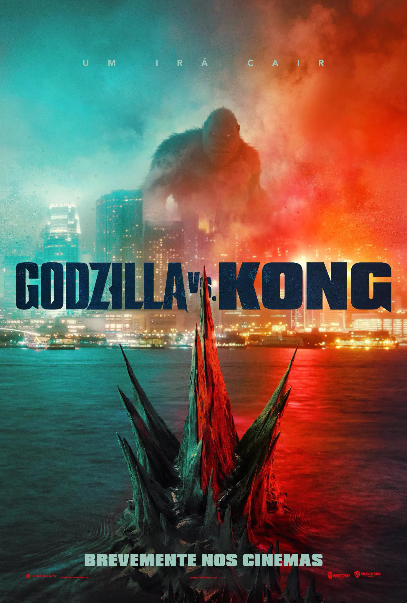 CINEMA - GODZILLA VS. KONG