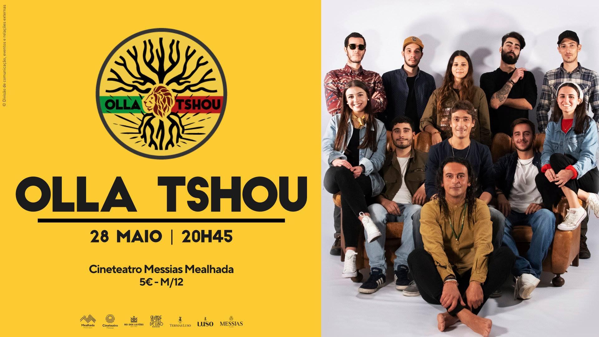 Olla Tshou - Concerto