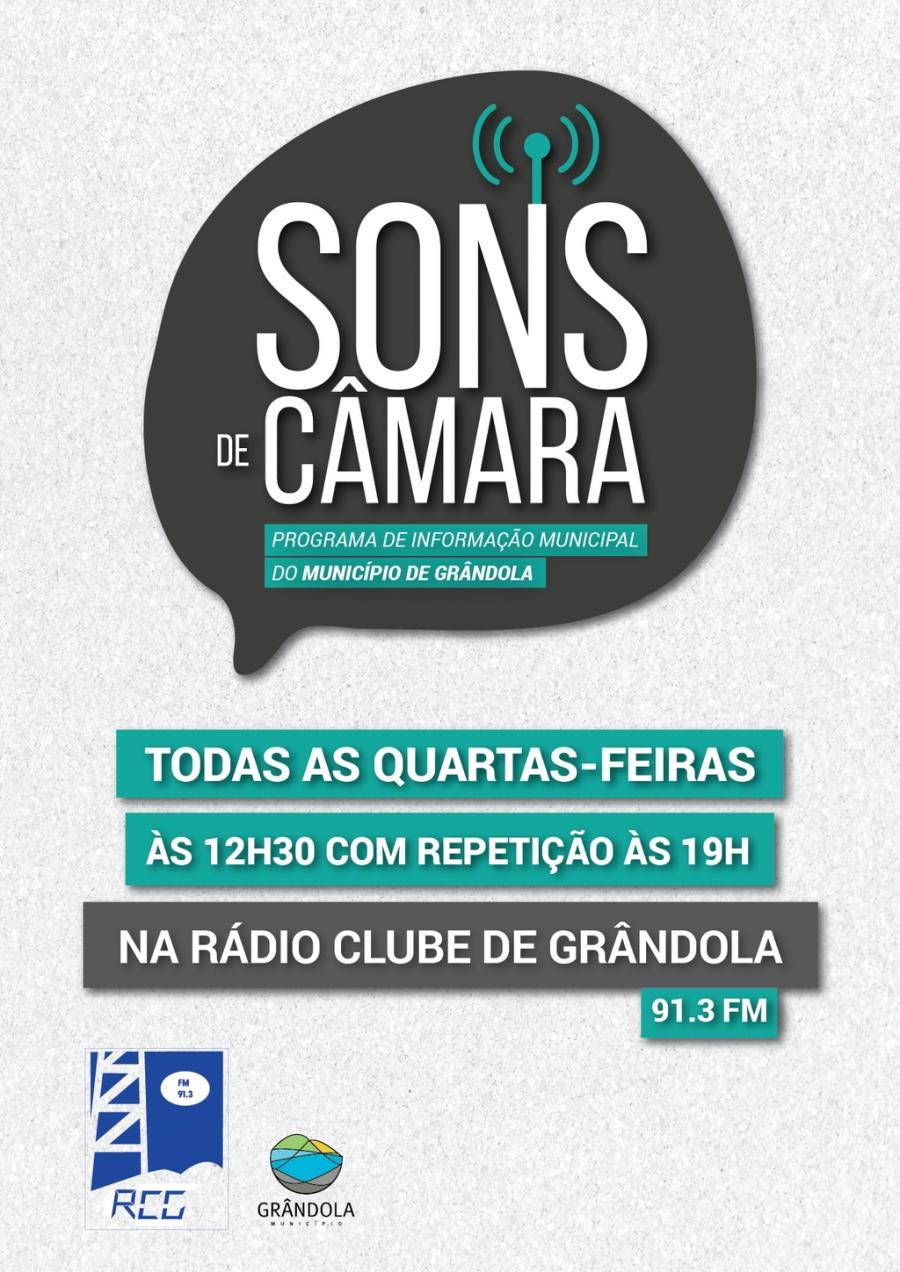Programa de Rádio 'Sons de Câmara'