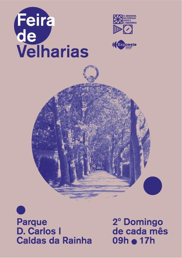 FEIRA DE VELHARIAS