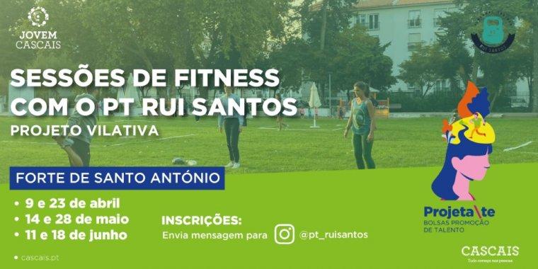 Aula de Fitness - Atividade Física Para Todos com Rui Santos