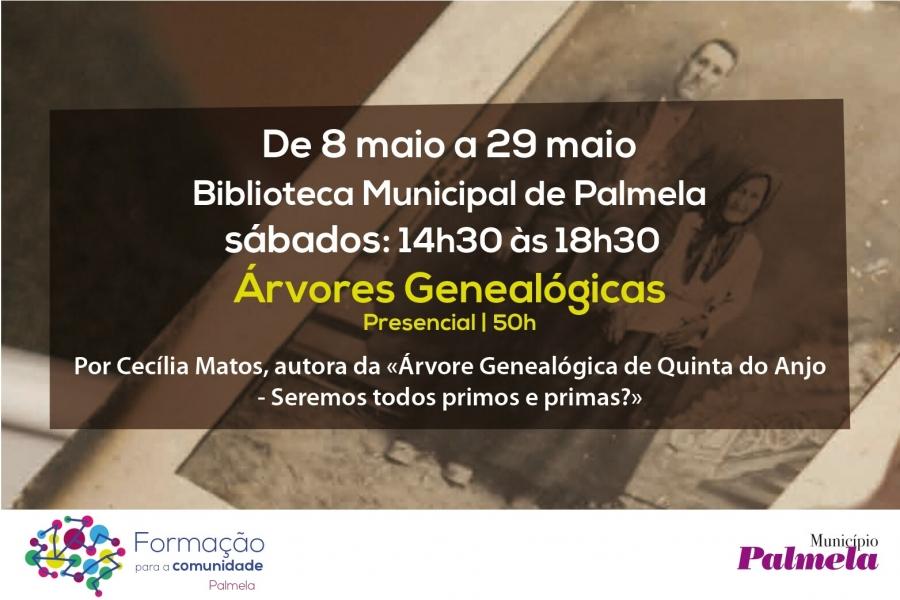 FORMAÇÃO SOBRE 'ÁRVORES GENEALÓGICAS'