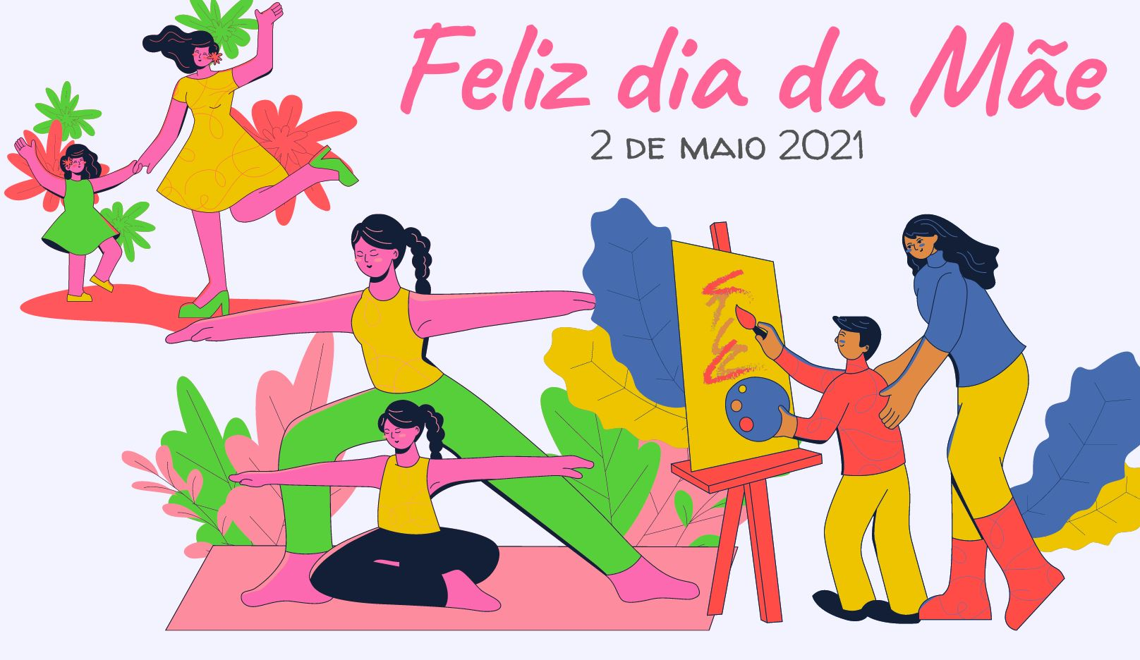 FEIRA DIA DA MÃE _ ONLINE