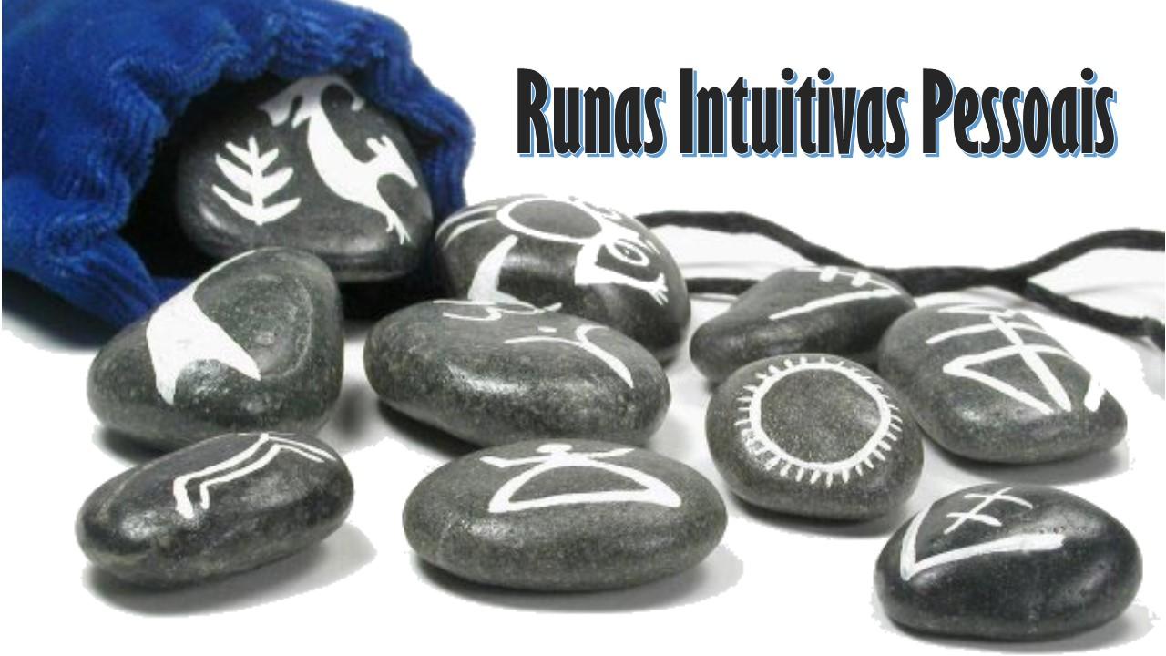 Oficina de Runas Intuitivas Pessoais - Online