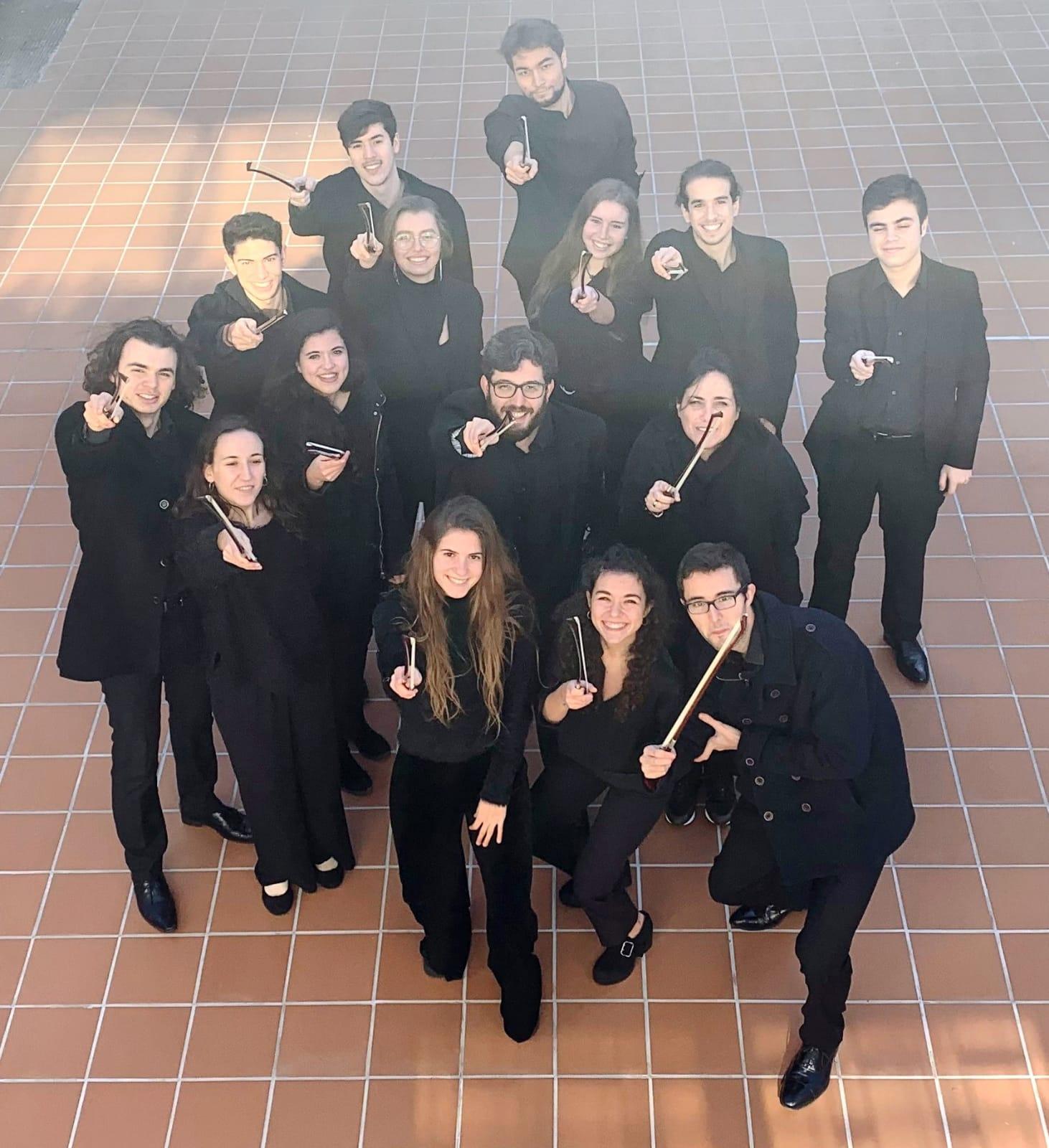 CONCIERTO | Cello Ensemble Forum Musikae
