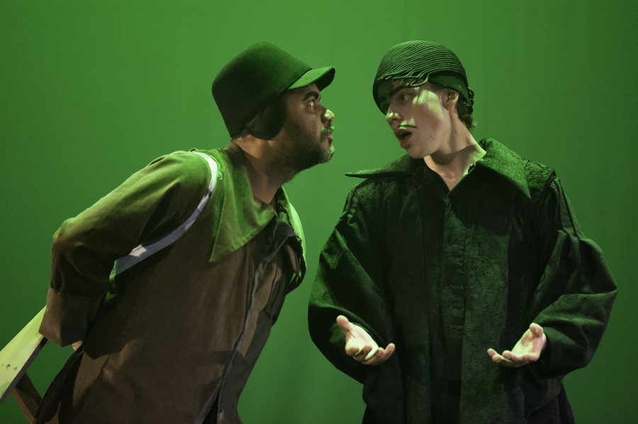 'Desastre Nu' - Teatro Art'Imagem