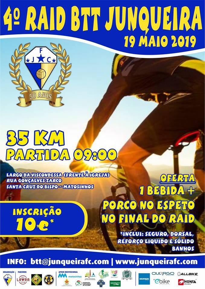4.º Raid BTT Junqueira