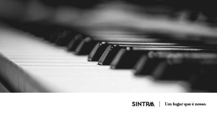 Sintra transmite recital online de piano a 4 mãos