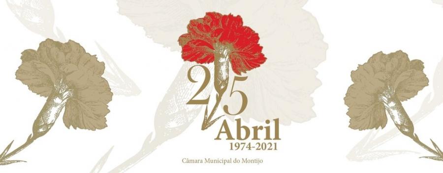Sessão Comemorativa do 25 de Abril