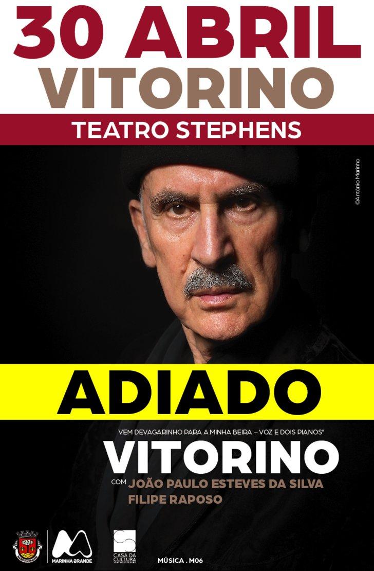 Concerto presencial de Vitorino 'Vem ...