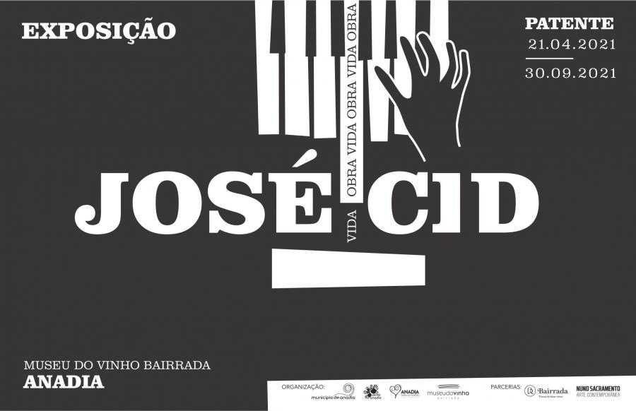 EXPOSIÇÃO 'José Cid - Vida & Obra'
