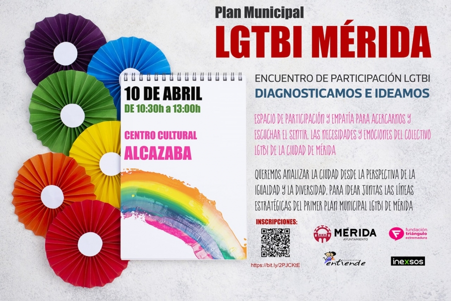 Encuentro Plan Municipal LGTBI